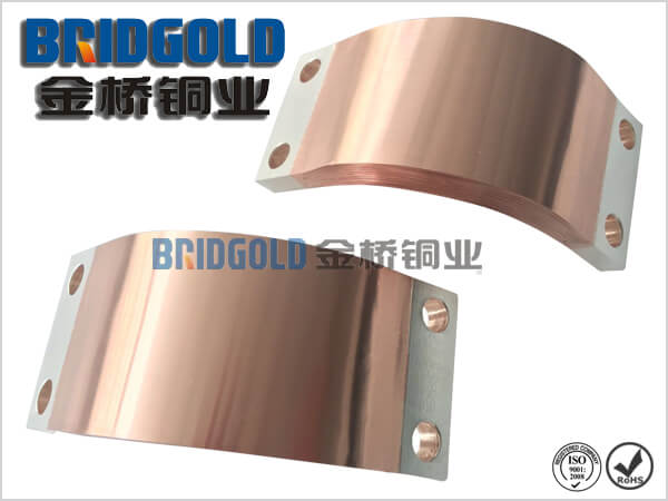 Tin-, Nickel-, and Silver-Plating Flexible Copper Foil Laminated Connectors