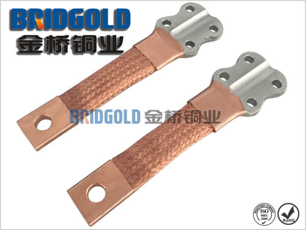 Braided Copper Connectors