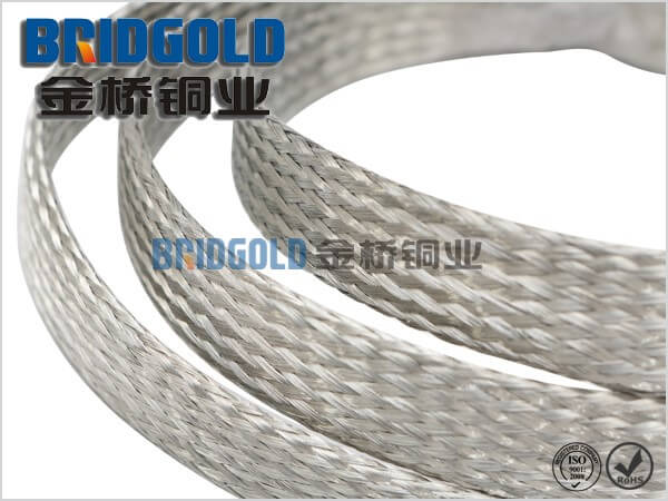 How to Calculate the Cross Sectional Area of Flat Tinned Copper Braid